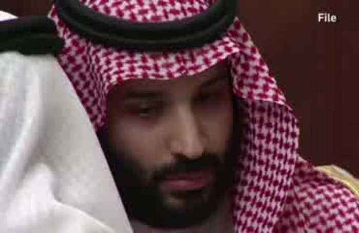 Saudi's crown prince denies Bezos phone hacking