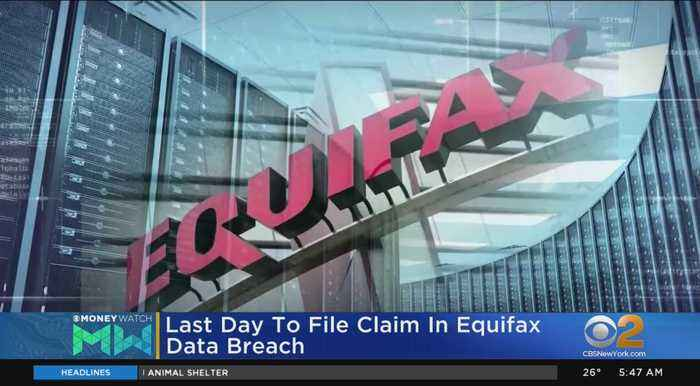 Deadline To File Equifax Claim