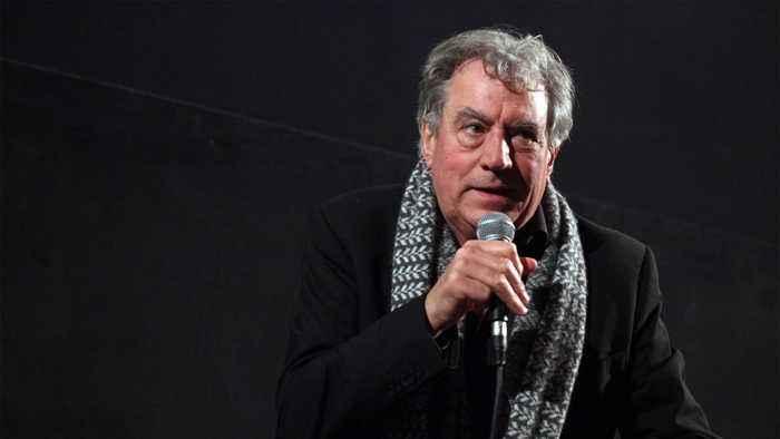 BREAKING: Monty Python star Terry Jones dies aged 77