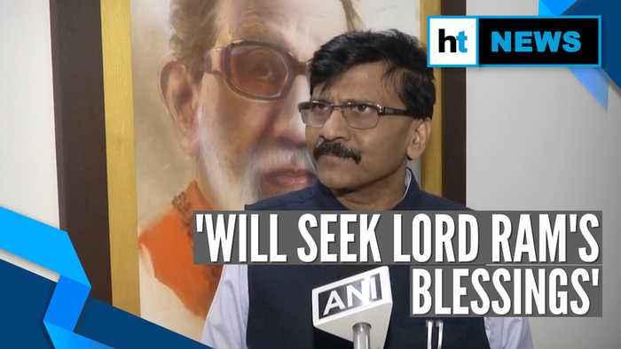 'Rahul Gandhi visits temples': Sena invites allies for Uddhav's Ayodhya trip