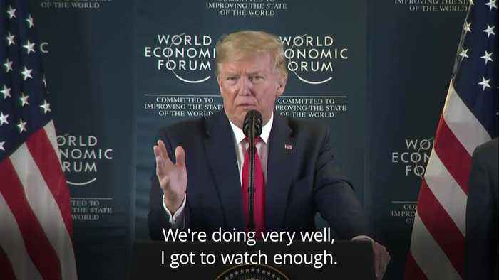Donald Trump: Impeachment trial a 'total hoax'