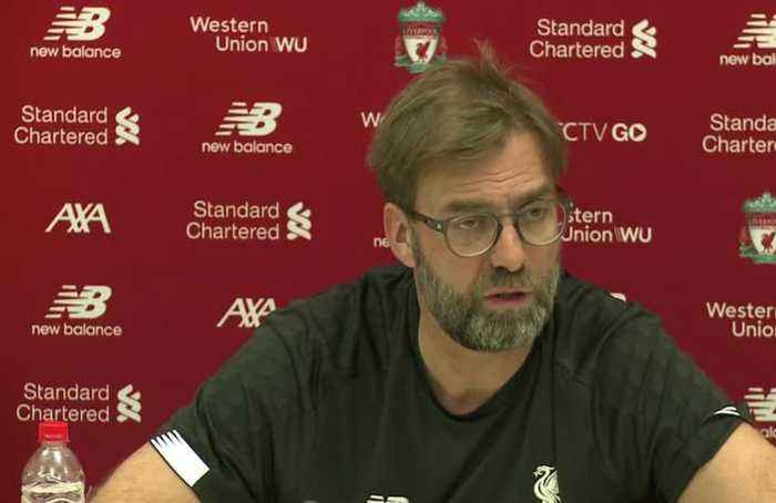 Still room for improvement ahead of Wolves clash, says Klopp