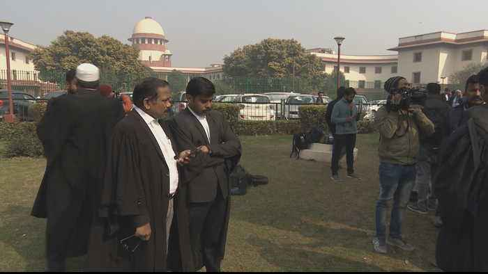 India government asked to respond to legal challenges to citizenship law