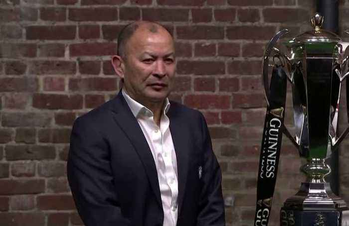 Jones ready for 'interesting' Six Nations, weighs in on Saracens' situation