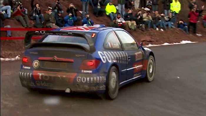 Defending champion Tänak opens WRC title defence in Monte-Carlo