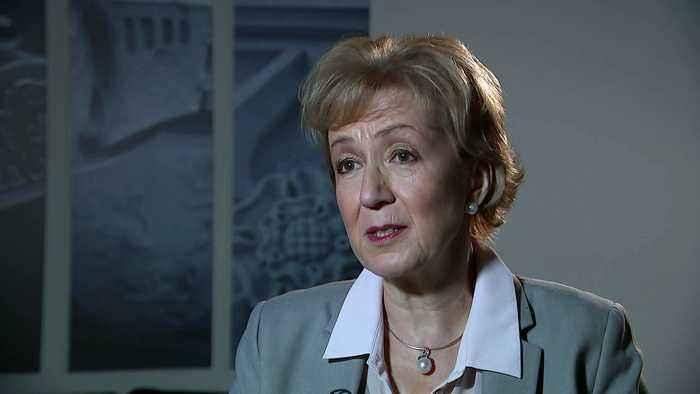 Andrea Leadsom announces new bereavement entitlement