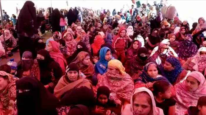 Shaheen Bagh protests enter Day 39