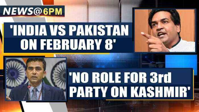 Delhi Assembly polls will be India versus Pakistan says Kapil Mishra | OneIndia News