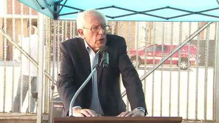Sanders Widens Lead In NH Poll