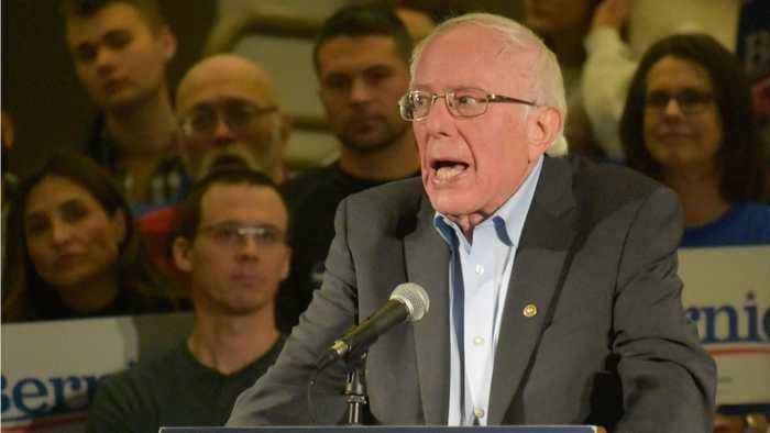 Sanders Focuses On Trump's Impeachment Rather Than Hillary Clinton's Comments Against Him