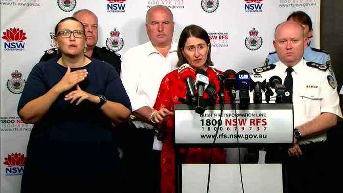 Canadian air tanker crashes while fighting Australia bushfires, three dead