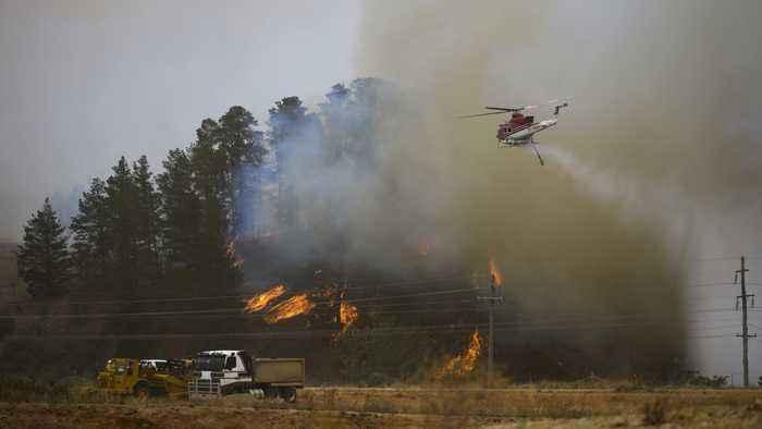 3 U.S. Firefighters Killed In Plane Crash In Australia