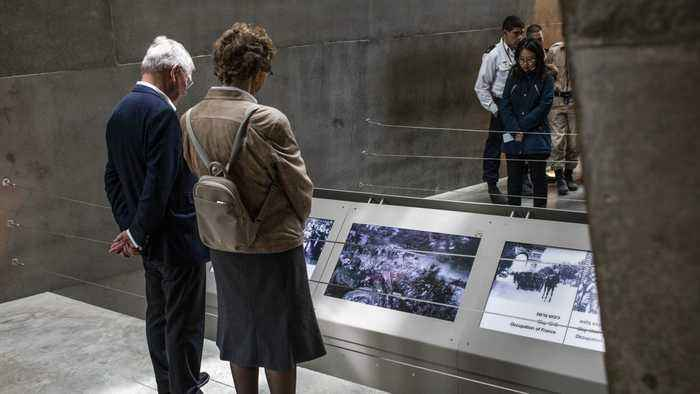World Leaders Gather In Commemoration Of Holocaust