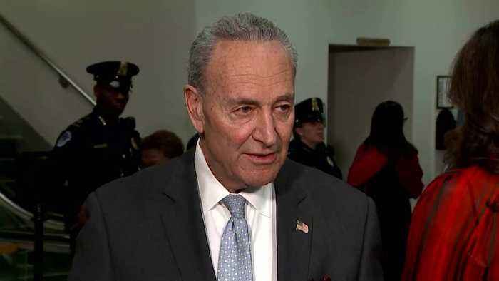 Schumer: 'We're not trading' evidence with GOP
