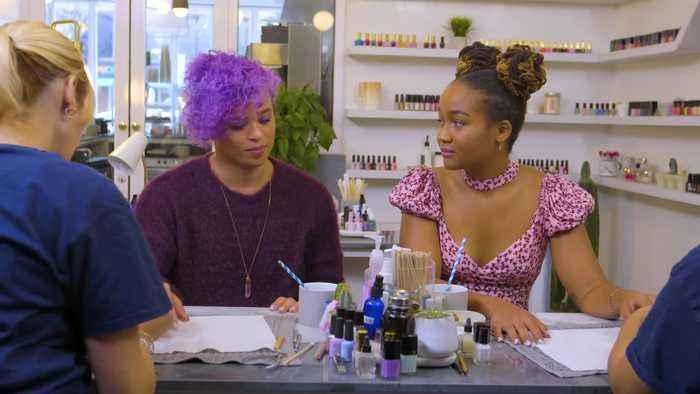 Two Queer Black Women Find Sisterhood Beyond the Gender Binary