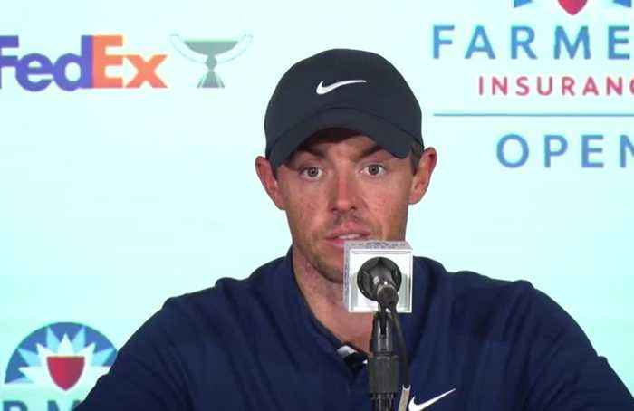 McIlroy recalls his first pairing with Woods as Tiger eyes PGA record