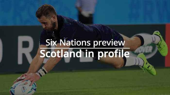 Six Nations: Scotland in profile