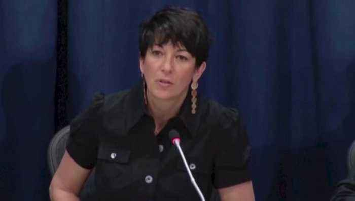 Alleged Epstein Madame Ghislaine Maxwell's Personal Email Hacked