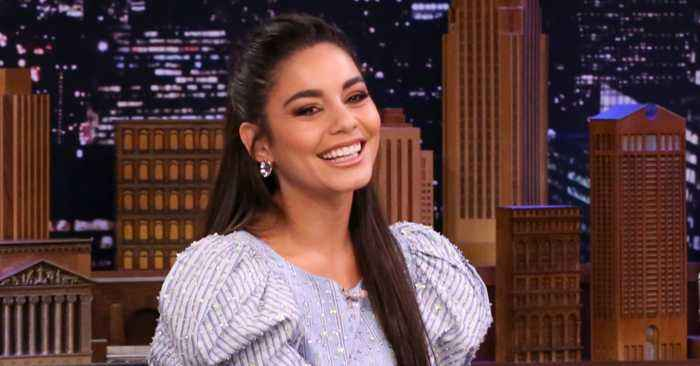 Vanessa Hudgens Spotted Dating New Man Days After Split From Long-Term Boyfriend