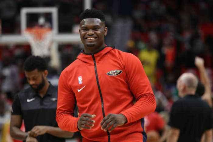Zion Williamson Makes Record-Breaking NBA Debut