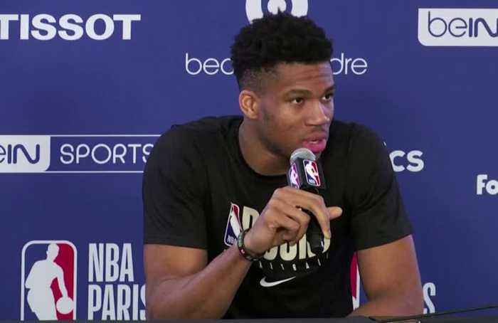 Antetokounmpo's advice to Zion is 'don't rush the process'