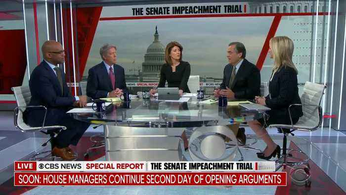 Turley says Nadler committed a 'major blunder' during impeachment trial
