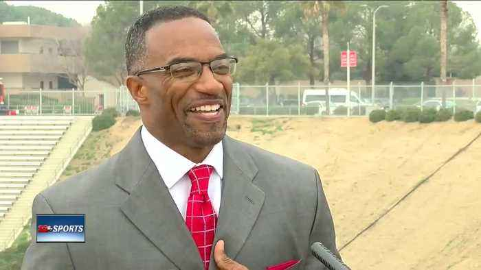 Littlejohn officially introduced as Bakersfield College's new football coach