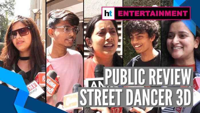 Public review of Street Dancer 3D | Varun Dhawan | Shraddha Kapoor | Nora Fatehi