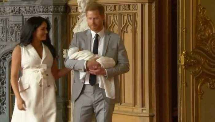 Prince Harry Wants to Raise Baby Archie Away from Pomp and Royalty