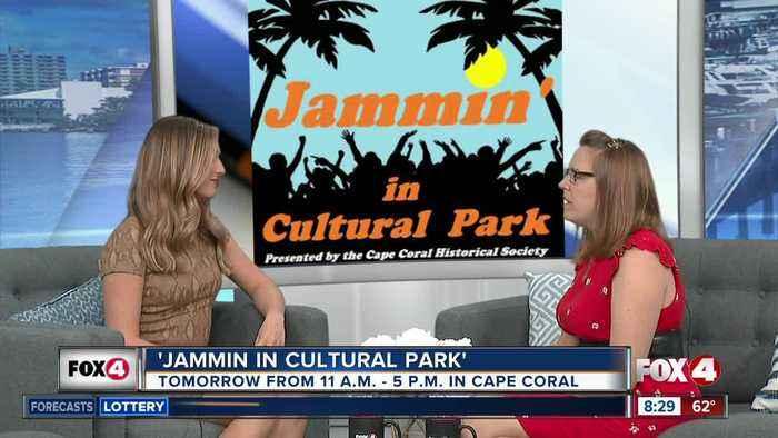 Jammin' in Cultural Park Cape Coral