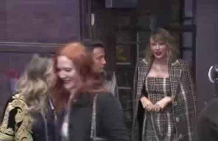 Taylor Swift brings star power to Sundance opening night