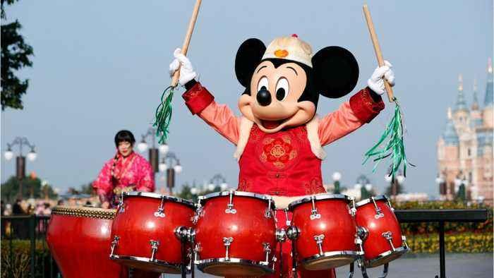 Shanghai Disney Shuts To Prevent Spread Of Virus