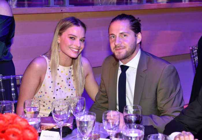 Margot Robbie's life unchanged by marriage