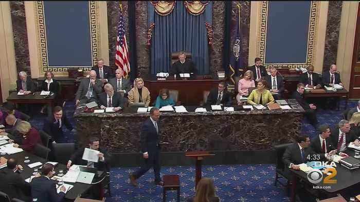 Democrats Make Obstruction Of Congress Case In Impeachment Trial