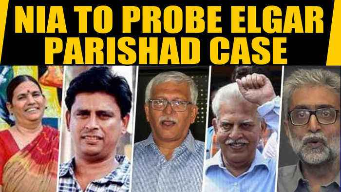 Elgar Parishad Case: After Sharad Pawar seeks SIT formation, Centre gives case to NIA |Oneindia