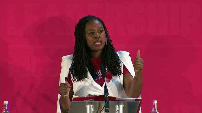 Deputy Labour leadership hustings take place in Leeds