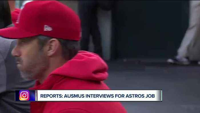Reports: Brad Ausmus interviews for Astros job