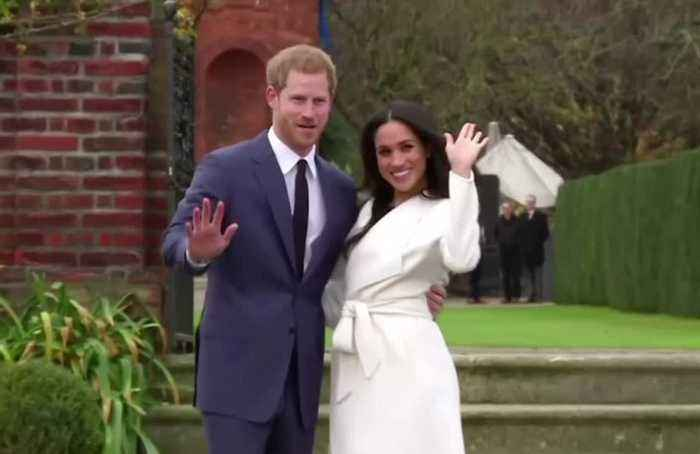 A 'Victorian' life for Harry and Meghan