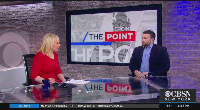 Point Of View: Councilman Joe Borelli Discusses NYC Transit Boss Andy Byford's Resignation & More