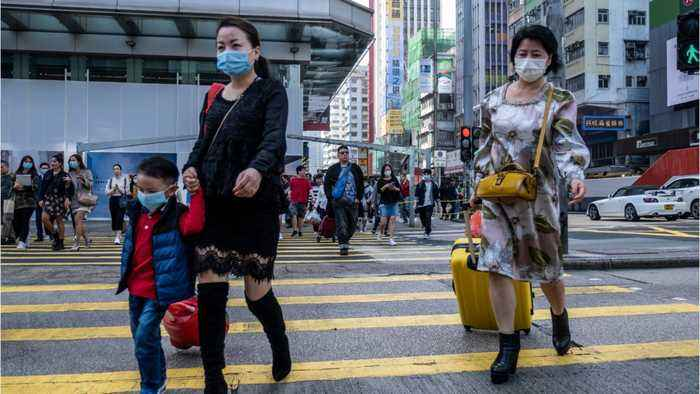 China Virus Infected And Death Toll Grows