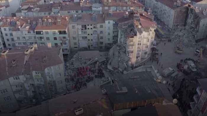 Turkey earthquake: Death toll rises