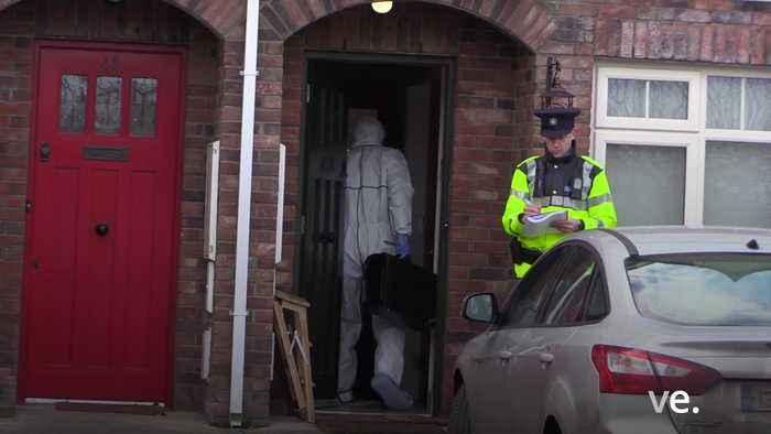 Three children found dead in Co Dublin named