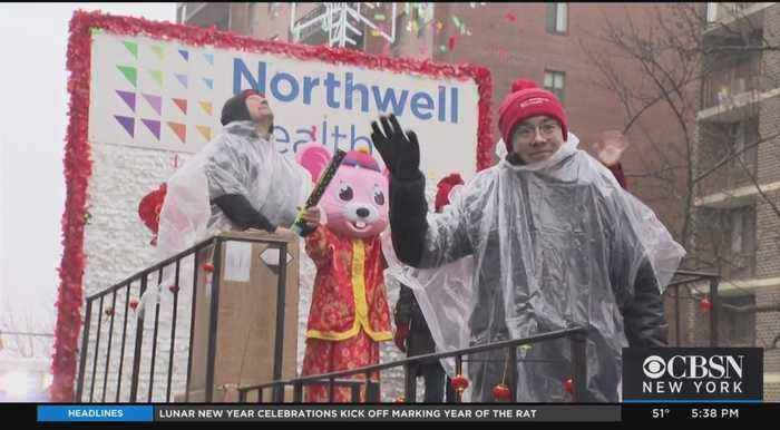 Queens Residents Celebrate Lunar New Year