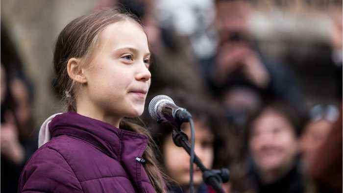 Greta Thunberg Fights Back Against Steven Mnuchin's Criticism