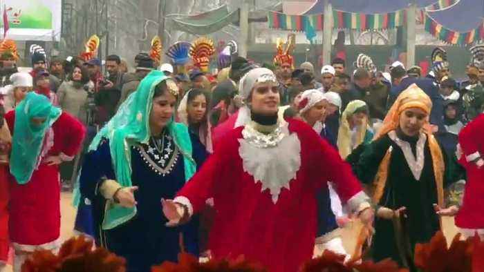 Republic Day celebrations in J&K amid tight security