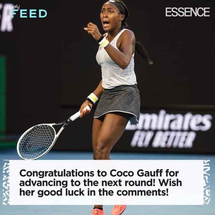 Coco Gauff Beats Defending Champ Naomi Osaka at Australian Open