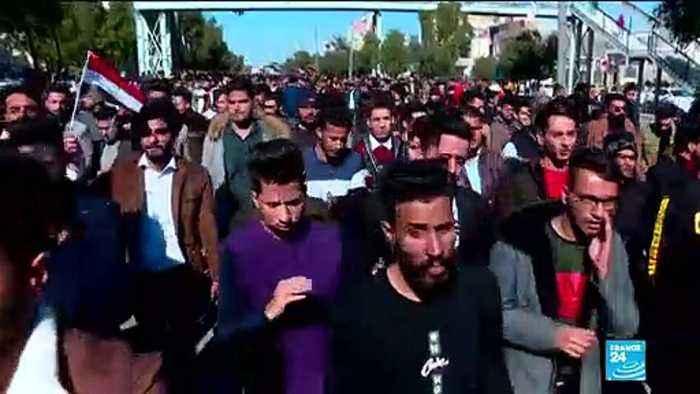 Iraq: Three rockets hit US embassy in Baghdad