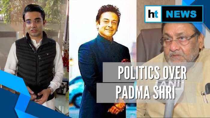 Adnan Sami awarded Padma Shri: Congress & NCP slam Modi govt, singer hits back