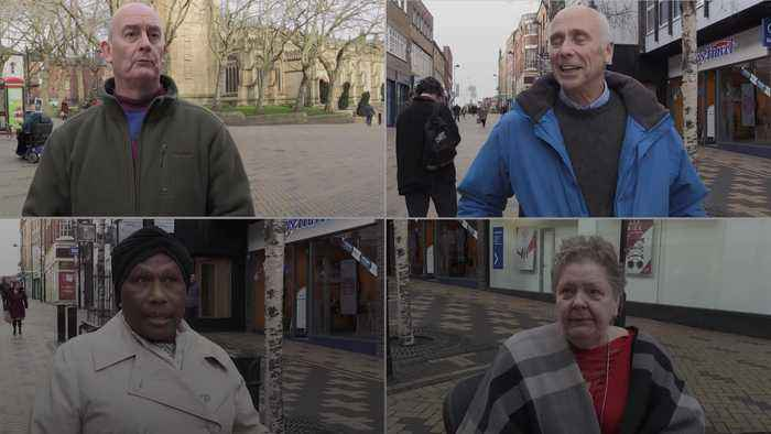 Brexit: Are UK voters looking forward to exit day?