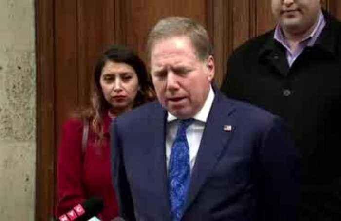 Prince Andrew has provided 'zero cooperation' in Epstein probe - prosecutor